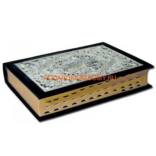 Подарочная Библия в кожаном переплёте 06133 фото 4