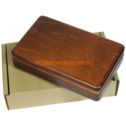 Домино подарочное в деревянной шкатулке 07208 фото 2