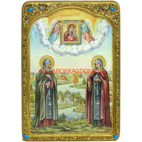Икона Пётр и Февронья 071156 фото 2