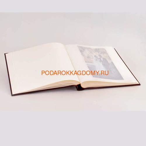 Детский кожаный фотоальбом