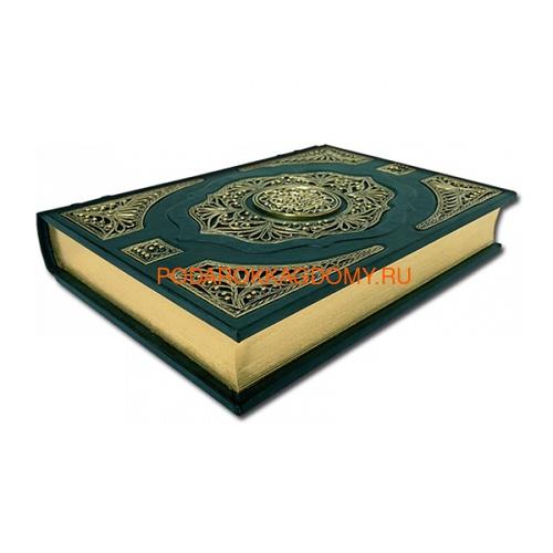 Подарочный Коран в кожаном переплёте 06135 фото 2