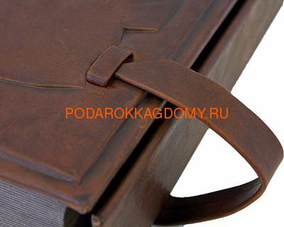 Подарочная Библия в кожаном переплёте 06128 фото 3