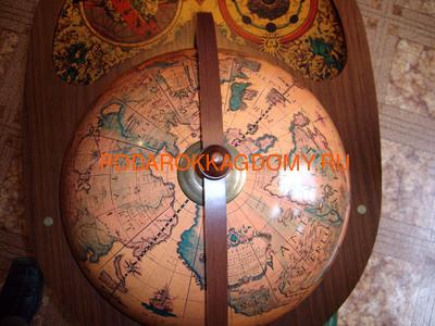 Напольный глобус - бар Zoffoli 0302 фото 2