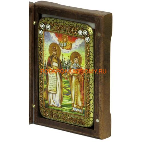 Икона Пётр и Февронья 071233 фото 2