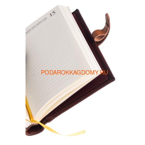 Кожаный ежедневник 2459 фото 8