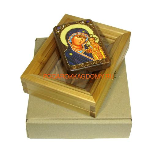 Казанская икона Божьей Матери 071292 фото 2