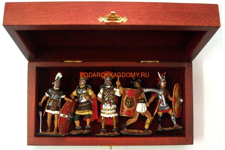 Оловянные солдатики Великий Рим 07244 фото 2
