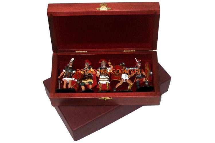 Оловянные солдатики Великий Рим 07244 фото 3