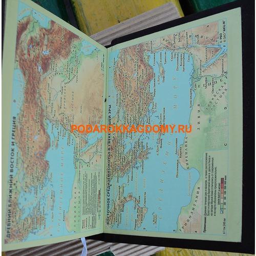 Подарочная Библия в кожаном переплёте 06138 фото 6