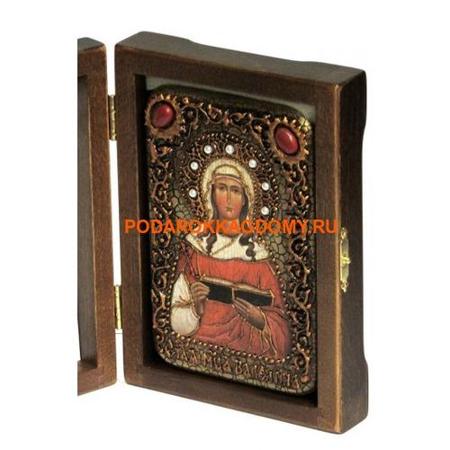 Икона Святая мученица Валентина Кесарийская 07417 фото 2