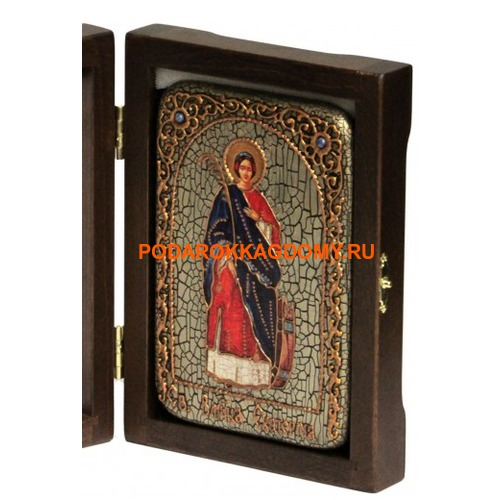 Икона Святая великомученица Екатерина 07935 фото 2