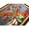 """Картина Сваровски """"Тюльпаны"""" 16887 фото 3"""