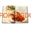 """Подарочная книга в кожаном переплёте """"Рецепты моей еврейской бабушки"""" 06139 фото 3"""