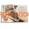 """Подарочная книга в кожаном переплёте """"Рецепты моей еврейской бабушки"""" 06139 фото 5"""