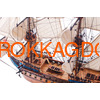 """Модель парусного корабля """"Линкор Святой Павел"""" 03742 фото 3"""