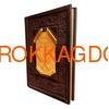 """Подарочная книга в кожаном переплёте """"Уильям Шекспир"""" 0626 фото 3"""