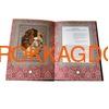 "Подарочная книга в кожаном переплёте ""Рубайат. Омар Хайям"" 0629 фото 6"