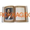 """Подарочная книга в кожаном переплёте """"Великие русские полководцы"""" 06258 фото 5"""