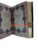 """Подарочная кожаная книга """"Омар Хайям и персидские поэты X-XVI веков"""" 0619 фото 2"""