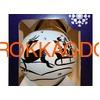 Новогодний ёлочный шар с кристаллами Сваровски 16736 фото 3