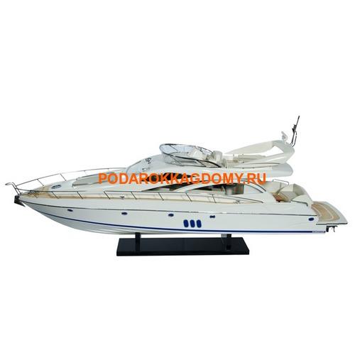 "Модель яхты ""Manhattan Sunseeker 60"" 031175 фото"