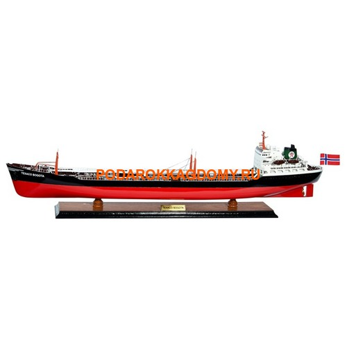 "Модель танкера ""Texaco Bogota"" 031177 фото"