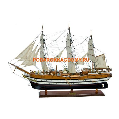 "Модель парусного корабля ""Америго Веспуччи"" 031183 фото"