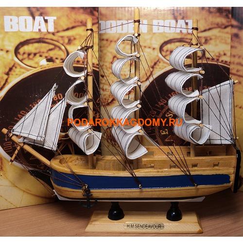 "Модель парусного корабля ""Sendeavour"" 9901 фото"
