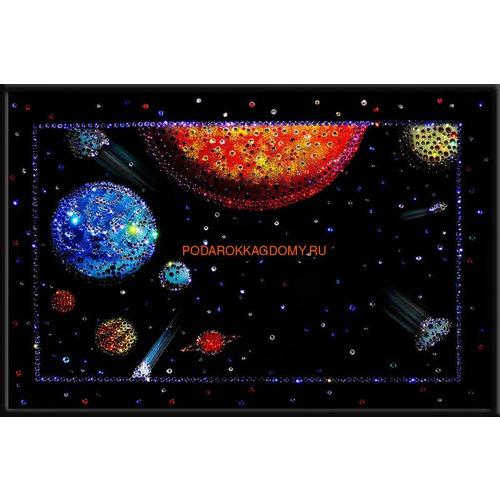 """Картина Сваровски """"Вселенная"""" 0942 фото"""