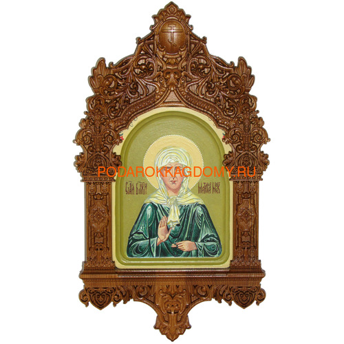 Икона Матрона Московская 071170 фото