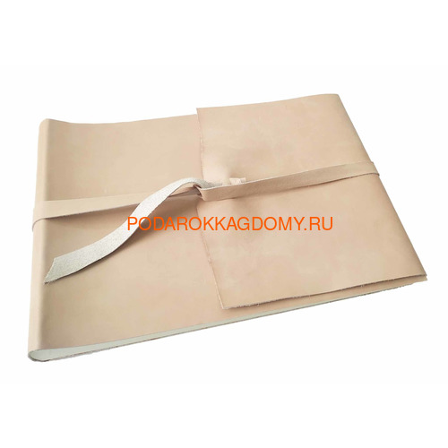 Подарочный кожаный фотоальбом 04375 фото