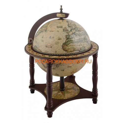 Настольный глобус - бар Ptolemaeus 031380 фото