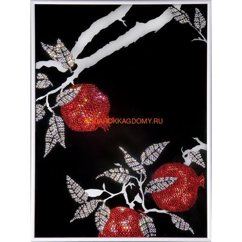 """Картина Сваровски """"Ветви граната"""" 02214 фото"""