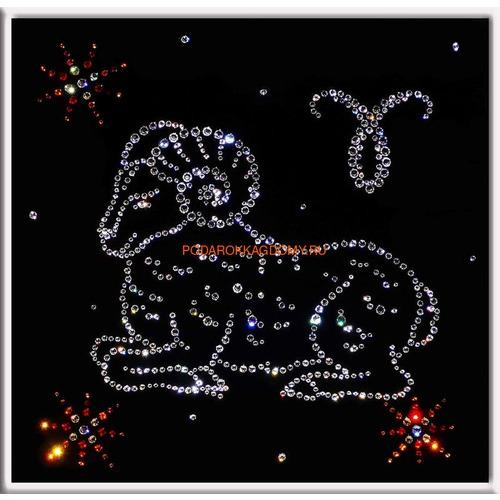"""Картина Сваровски """"Знак зодиака овен"""" 77117 фото"""