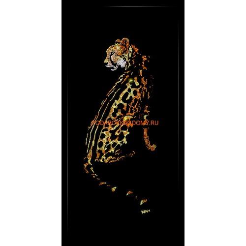 """Картина Сваровски """"Гепард"""" 02185 фото"""