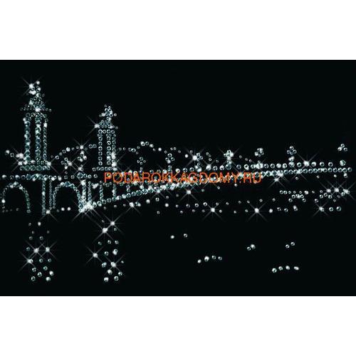 """Картина Сваровски """"Мост Александра III"""" 7790 фото"""