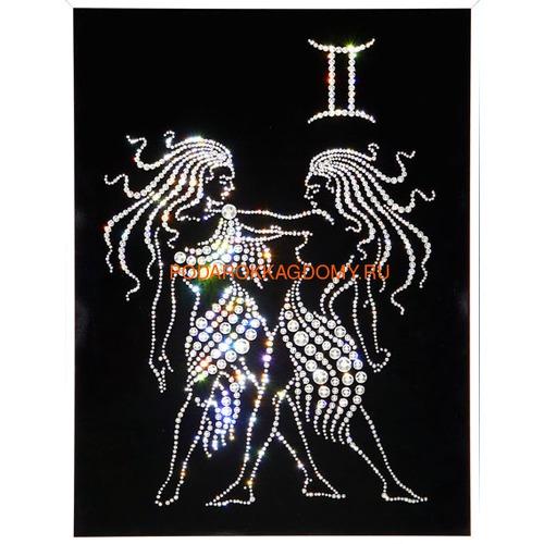 """Картина Сваровски """"Знак зодиака близнецы"""" 77130 фото"""