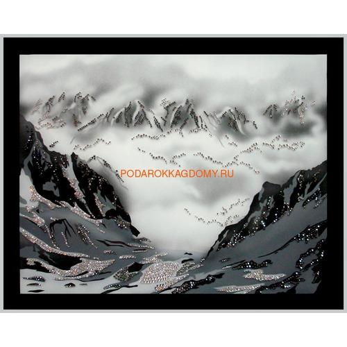 """Картина Сваровски """"Горы"""" 02254 фото"""