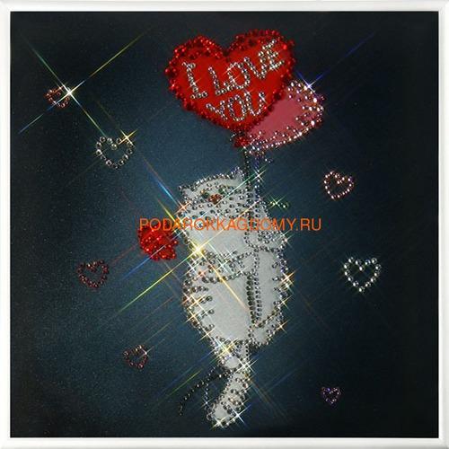 """Картина Сваровски """"Любовь окрыляет"""" 02286 фото"""