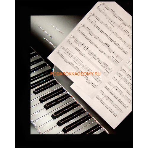 """Картина Сваровски """"Музыкальное произведение"""" 02523 фото"""