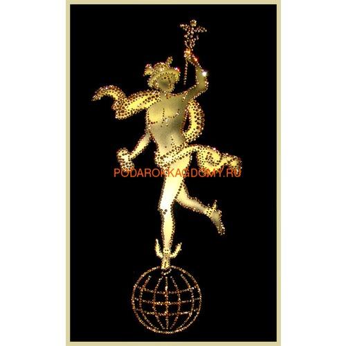 """Картина Сваровски """"Гермес - Бог торговли"""" 02403 фото"""