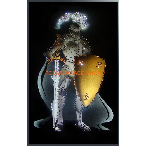 "Картина Сваровски ""Рыцарь круглого стола"" 02414 фото"