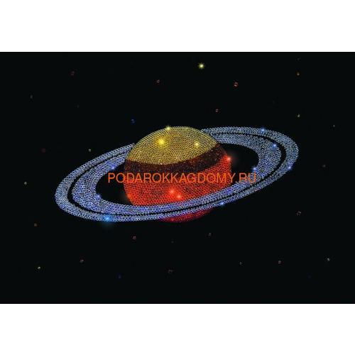 "Картина Сваровски ""Сатурн"" 0215 фото"