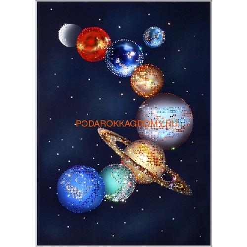 """Картина Сваровски """"Парад планет"""" 02712 фото"""