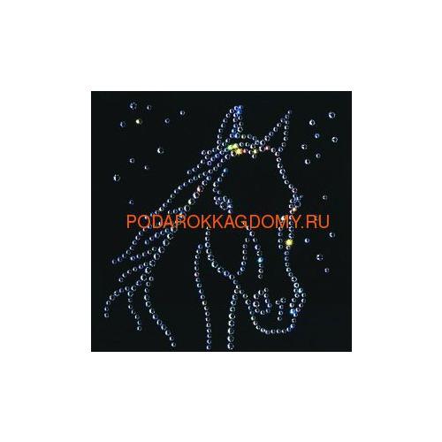 """Картина Сваровски """"Лошадь"""" 77221 фото"""