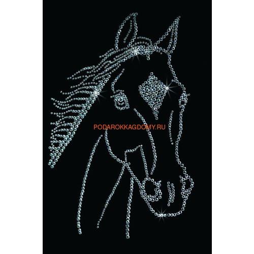 """Картина Сваровски """"Лошадь"""" 77256 фото"""