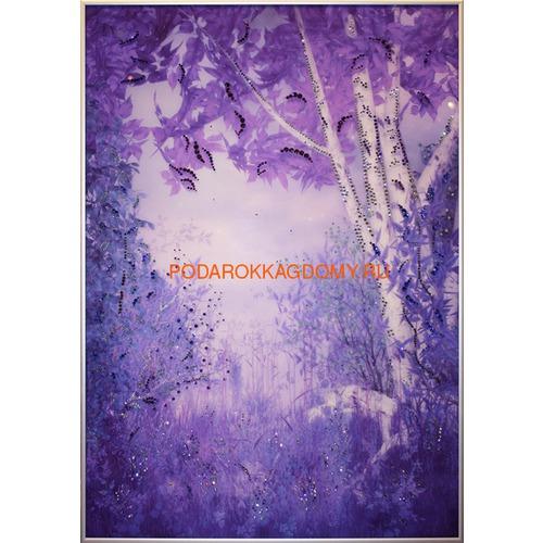 """Картина Сваровски """"Волшебный лес"""" 02535 фото"""