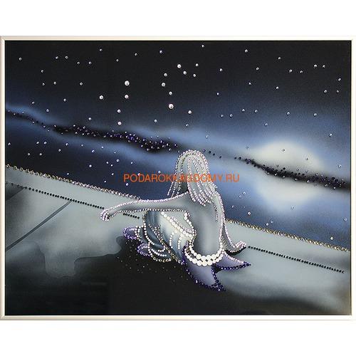 """Картина Сваровски """"Космическое будущее"""" 02715 фото"""