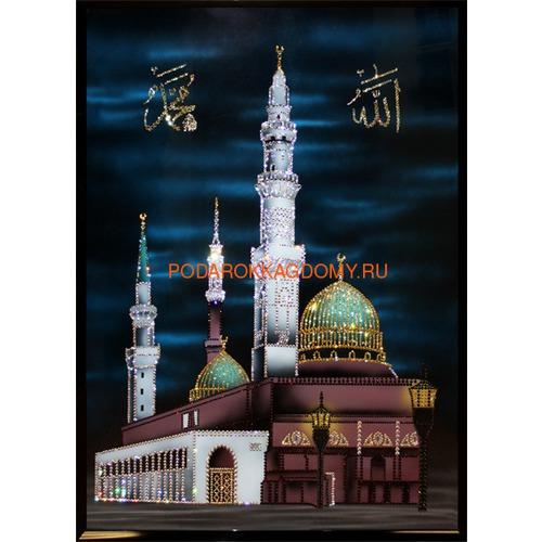 """Восточная картина Сваровски """"Мечеть"""" 02758 фото"""