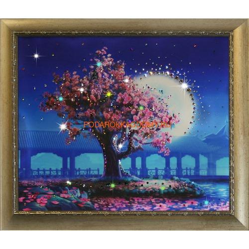 """Картина Сваровски """"Лунный свет"""" 16137 фото"""